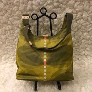 Orla kiely midi sling  Kiely Over the Shoulder Bag